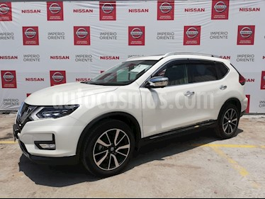 Foto venta Auto usado Nissan X-Trail Exclusive 2 Row (2019) color Blanco Perla precio $470,000