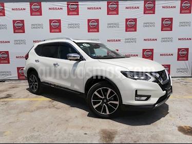 Foto venta Auto usado Nissan X-Trail Exclusive 2 Row (2019) color Blanco Perla precio $470,000