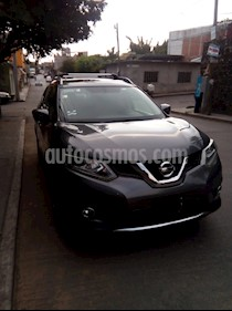 Nissan X-Trail Exclusive 2 Row usado (2015) color Gris Metalico precio $285,000