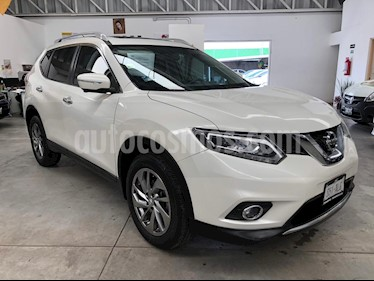 Foto venta Auto usado Nissan X-Trail Exclusive 2 Row (2017) color Blanco precio $349,000