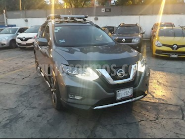 Foto Nissan X-Trail Exclusive 2 Row usado (2018) color Gris precio $390,000