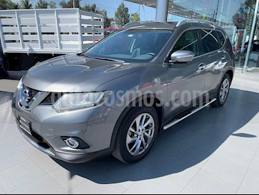 Foto venta Auto usado Nissan X-Trail Exclusive 2 Row (2016) color Gris Metalico precio $297,000