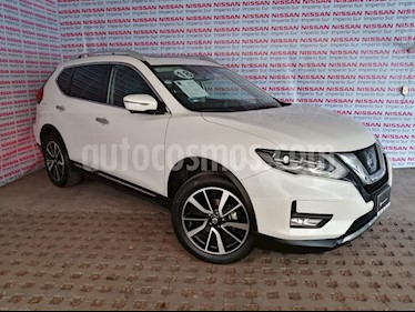Foto Nissan X-Trail Exclusive 2 Row usado (2018) color Blanco Perla precio $384,000