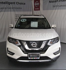 Nissan X-Trail Exclusive 2 Row usado (2019) color Blanco Perla precio $455,000