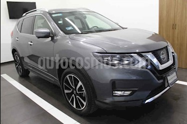 Nissan X-Trail Exclusive 2 Row usado (2018) color Gris precio $399,000