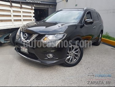 Foto Nissan X-Trail Exclusive 2 Row usado (2015) color Negro precio $230,000
