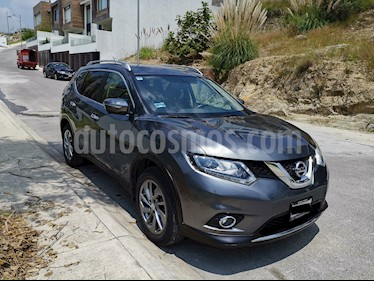 Nissan X-Trail Exclusive 2 Row usado (2015) color Gris precio $250,000