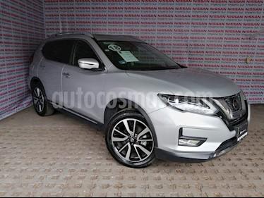 Foto venta Auto usado Nissan X-Trail Exclusive 2 Row (2018) color Plata precio $399,000