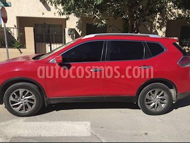 Foto venta Auto Seminuevo Nissan X-Trail Exclusive 2 Row (2017) color Rojo precio $335,000