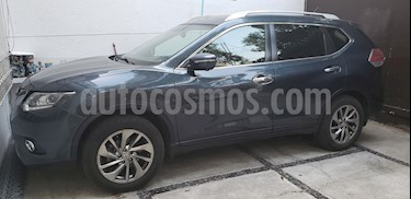 Nissan X-Trail Exclusive 2 Row usado (2016) color Azul precio $290,000