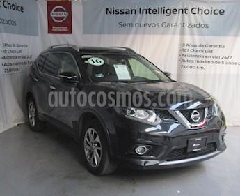 Foto venta Auto Seminuevo Nissan X-Trail Exclusive 2 Row (2016) color Negro precio $330,000