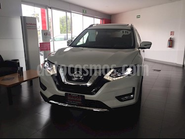 Nissan X-Trail Exclusive 2 Row usado (2018) color Blanco Perla precio $440,000