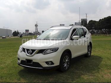 Foto Nissan X-Trail Exclusive 2 Row usado (2017) color Blanco precio $345,000