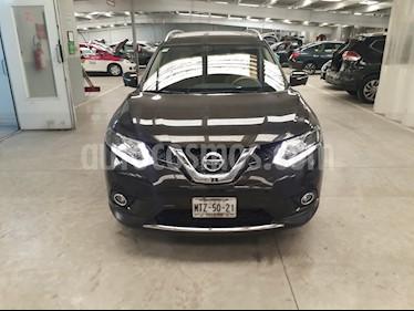 Foto venta Auto usado Nissan X-Trail Exclusive 2 Row (2015) color Verde Oliva precio $265,000