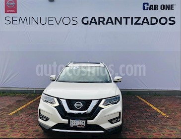 Foto venta Auto usado Nissan X-Trail Exclusive 2 Row (2019) color Blanco precio $469,900