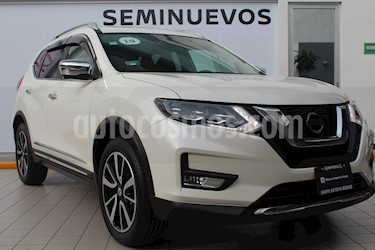 Nissan X-Trail Exclusive 2 Row usado (2019) color Blanco precio $499,000