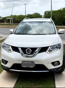 Nissan X-Trail Exclusive 2 Row usado (2016) color Blanco precio $270,000