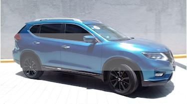 Foto venta Auto usado Nissan X-Trail Exclusive 2 Row (2018) color Azul precio $399,000