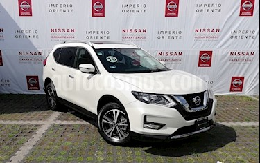 Foto venta Auto usado Nissan X-Trail Exclusive 2 Row (2018) color Blanco Perla precio $450,000