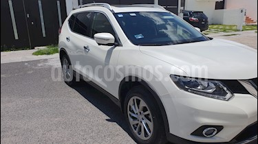 Nissan X-Trail Exclusive 2 Row usado (2016) color Blanco precio $298,000