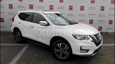 foto Nissan X-Trail Exclusive 2 Row usado (2018) color Blanco Perla precio $430,000