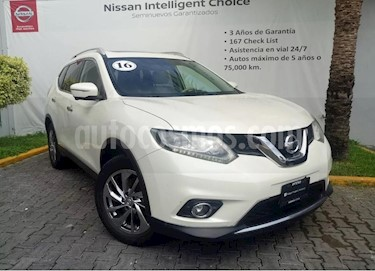 Foto venta Auto usado Nissan X-Trail Exclusive 3 Row (2016) color Blanco precio $349,000