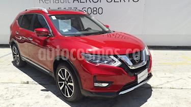 Foto venta Auto usado Nissan X-Trail Exclusive 3 Row (2018) color Rojo precio $4,350,000
