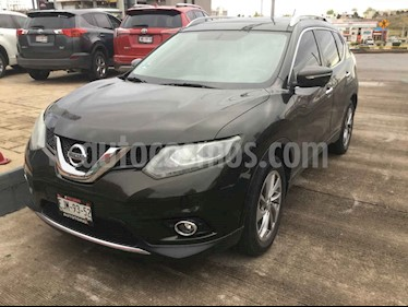 Foto Nissan X-Trail Exclusive 3 Row usado (2016) color Verde precio $270,000