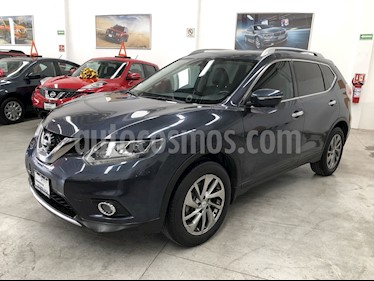 foto Nissan X-Trail Exclusive 3 Row usado (2016) color Azul precio $310,000