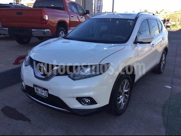 Foto venta Auto usado Nissan X-Trail Exclusive 3 Row (2017) color Blanco precio $330,000