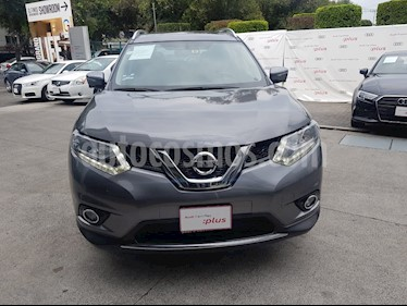Foto venta Auto usado Nissan X-Trail Exclusive 3 Row (2016) color Gris Metalico precio $295,000