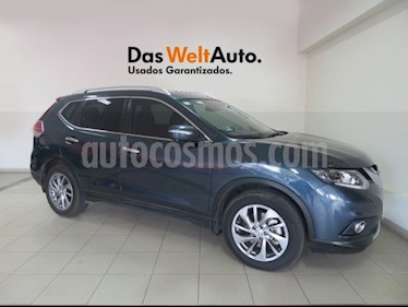 Foto venta Auto Seminuevo Nissan X-Trail Exclusive 3 Row (2017) color Azul