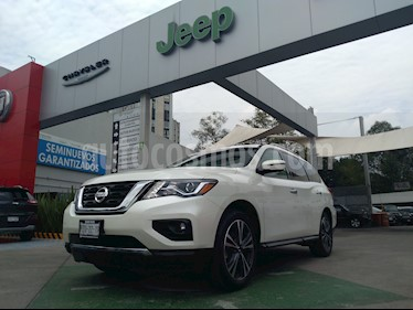 Foto venta Auto usado Nissan X-Trail Exclusive 3 Row (2016) color Blanco precio $290,000