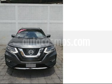 Foto venta Auto usado Nissan X-Trail Exclusive 3 Row (2018) color Gris Oxford precio $445,000