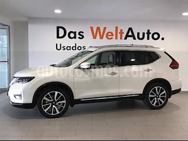 Foto venta Auto usado Nissan X-Trail Exclusive 3 Row (2018) color Blanco Perla precio $435,000
