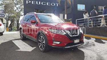 Foto venta Auto Seminuevo Nissan X-Trail Exclusive 3 Row (2018) color Rojo precio $439,900