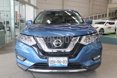 Foto Nissan X-Trail Exclusive 3 Row usado (2019) color Azul precio $459,000