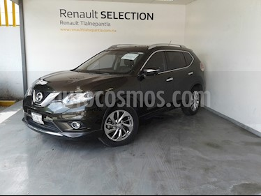 Foto Nissan X-Trail Exclusive 3 Row usado (2015) color Negro precio $295,000