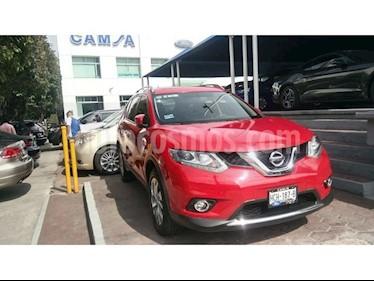 Foto venta Auto Seminuevo Nissan X-Trail Exclusive 4WD (2016) color Rojo precio $309,000