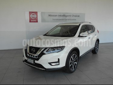 Foto venta Auto usado Nissan X-Trail Exclusive (2018) color Blanco precio $458,000