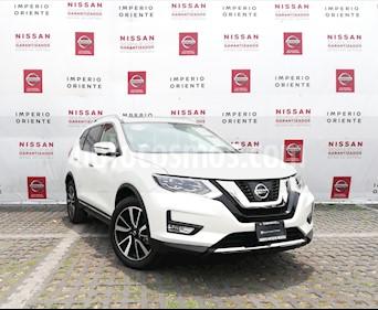 Nissan X-Trail Exclusive usado (2019) color Blanco precio $460,000
