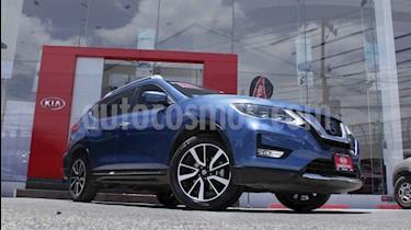 Foto Nissan X-Trail Exclusive usado (2018) color Azul precio $399,000