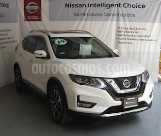 Foto Nissan X-Trail Exclusive usado (2019) color Blanco precio $410,000