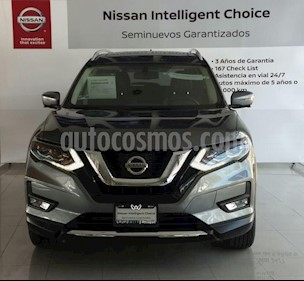 Foto venta Auto Seminuevo Nissan X-Trail Exclusive (2018) color Gris precio $405,000