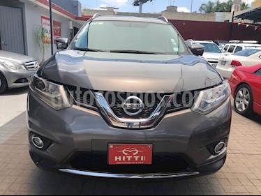 Foto venta Auto usado Nissan X-Trail Exclusive (2018) color Gris precio $319,000
