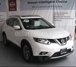 Foto venta Auto usado Nissan X-Trail Exclusive (2015) color Blanco precio $250,000