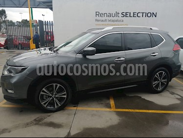 Nissan X-Trail Advance 3 Row usado (2018) color Gris precio $355,000