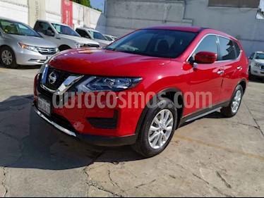 Nissan X-Trail Sense 2 Row usado (2019) color Rojo precio $329,000