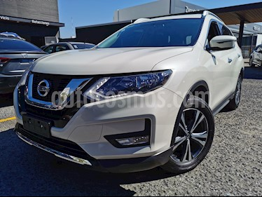 Nissan X-Trail Advance usado (2018) color Blanco precio $350,000