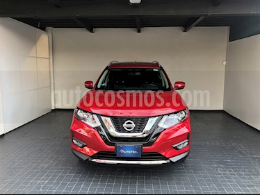 Nissan X-Trail Advance 2 Row usado (2019) color Rojo precio $398,000